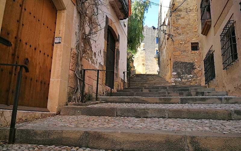 Calle del Forn Altafulla