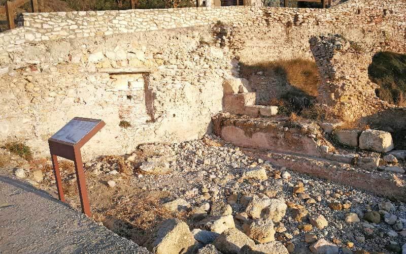 villa romana de Els Munts altafulla
