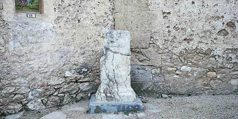 Piedra del Colsero Altafulla