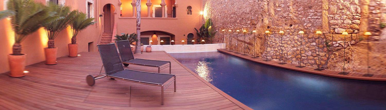 Hotel con piscina Altafulla