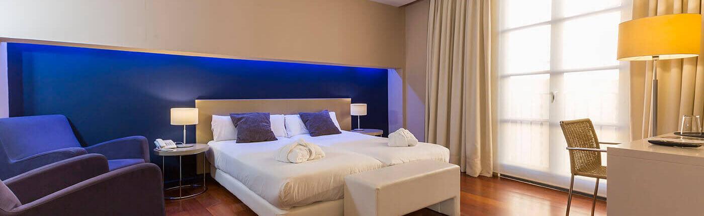 Habitación estándard - Hotel Altafulla